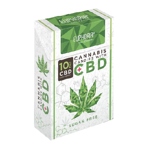 Cannabis CBD Bomboni