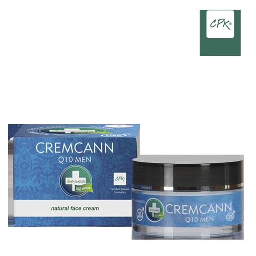 ANNABIS CREMCANN Q10 ZA MOŠKE – Naravna krema za obraz – 50 ml