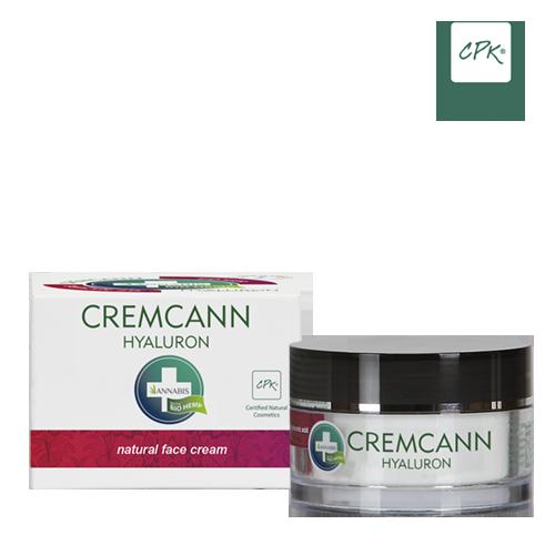 ANNABIS CREMCANN HYALURON Naravna krema za obraz – 50 ml