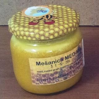 Mešanica MED-MIX – 220 g